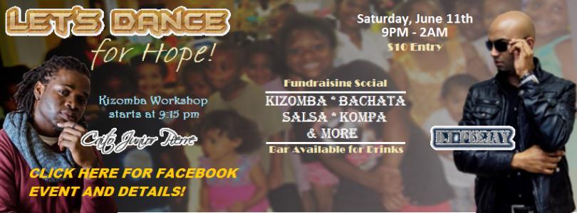 Fundraising Kiz Event 2016